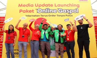 Indosat Ooredoo, Indosat Gojek, Indosat paket internet gojek