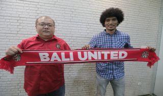 Bursa transfer pemain, Liga 1 2019, Bali United, Ahmad maulana putra
