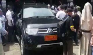 Ini Identitas Pemilik Mobil Dinas Berpelat TNI di Acara Prabowo-Sandi