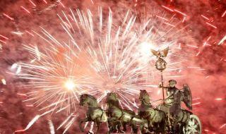 kembang api, pesta kembang api, tahun baru,