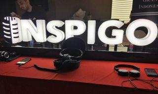 Inspigo, Inspigo podcast, Inspigo aplikasi