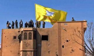 ISIS Dikalahkan di Kantong Terakhirnya di Desa Baghouz, Syria