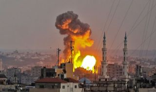 Israel Serang Gaza, Balas Dendam ke Hamas