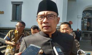 Jadi Jurkam Jokowi-Ma'ruf, Ridwan Kamil Belum Punya Persiapan