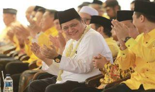 Jadi Penyangga di Sumatera, Golkar Lampung Ditarget Menang 20 Persen