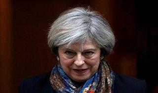 Jalan May Bawa Inggris Laksanakan Brexit Kian Berat