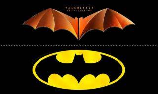 Jawaban Menohok Valencia Soal Logo Kelelawar yang Diprotes DC Comics