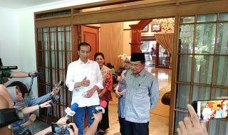 JK Ungkapkan Alasan Harus Pilih Jokowi - Maruf