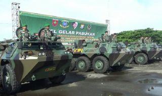 Jokowi dan JK Kunjungi Sulsel Selama 3 Hari, 2.200 Pasukan Disiagakan