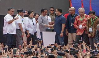 Jokowi dan Menhub Tak Sejalan Soal Rampungnya Pembangunan LRT