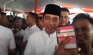 Jokowi Dorong Ikatan Pelajar Muhammadiyah Bersaing dengan Negara Lain