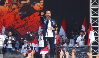 Jokowi: Indonesia Butuh Nakhoda Berpengalaman, Jangan yang Coba-coba
