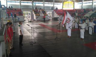 SEA Games 2019, judo, Jawa Timur, Indonesia, Kejurprov Judo 2018