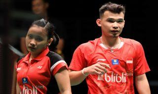 Malaysia Masters 2019, Rinov Rivaldi/Phita Haningtyas Mentari, bulu tangkis, PBSI