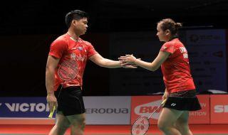 Malaysia Masters 2019, Praveen Jordan/Melati Daeva Oktavianti, bulu tangkis, Indonesia