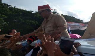 Kampanye Akbar, Prabowo Janjikan Penurunan Harga Listrik dan Sembako