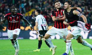 Serie A 2018-2019, Liga Italia, AC Milan, Udinese, Udinese 0-1 AC Milan