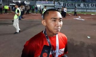 Rendi Irwan Saputra, Persebaya Surabaya, Liga 1 2018, Arema FC, Stadion Kanjuruhan
