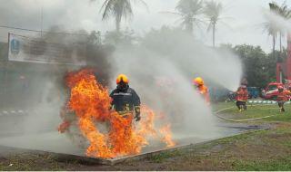 Kebakaran di Kota Malang Masuk Kategori Lampu Kuning