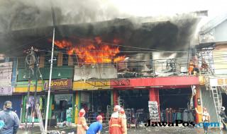 Kebakaran Ruko