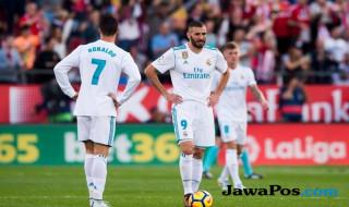 Real Madrid, Girona, Divisi Primera, Cristian Stuani, Isco