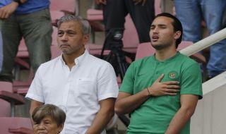Kekalahan Timnas U-23 Indonesia dari Thailand Bukan Faktor Ezra Walian