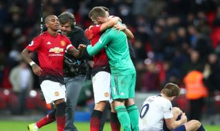 Premier league 2018-2019, Liga inggris, Tottenham hotspur, manchester united, Tottenham Hotspur 0-1 Manchester United