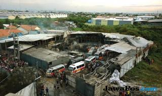 Ledakan Pabrik Petasan