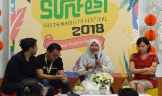 Founder Kitabisa.com, Founder of Gerakan Anak Petani Cerdas,