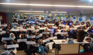 Kirim Surat Sampai Tangis Haru, Melody Indonesia Rayakan 7 Tahun BTOB