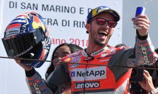 Andrea Dovizioso, MotoGP 2018, MotoGP San Marino, Ducati