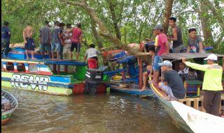 KNKT Diminta Turun Tangan Atasi Kecelakaan Perairan Sungai Musi