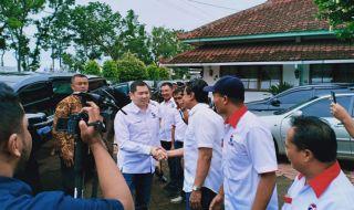 Konsolidasi Politik ke Malang, HT Beri Arahan ke Ratusan Caleg Perindo