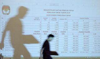 KPU Batalkan Keikutsertaan 3 Parpol untuk Pileg di 5 Kabupaten