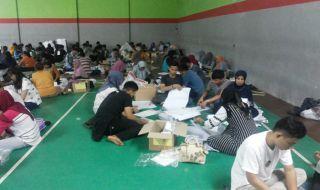 KPU Makassar Terima Surat Suara DPRD Tingkat Kota dan Provinsi
