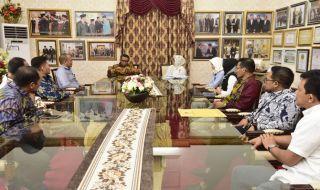 KPU Sulsel Minta Bantuan Cadangan Dana Rp 32 Miliar ke Pemprov