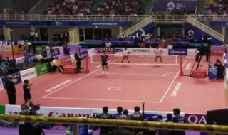 Asian Games 2018, sepak takraw, Indonesia