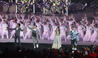 Lagu Bright As The Sun dari 18 Musisi Tutup Opening Ceremony Asian Games 2018