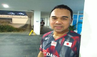 Latih Fitriani dkk, Rionny Mainaky: Tidak Ada Target Selain Juara!