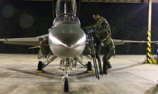 Latihan Malam, Jet Tempur Lanud Iswahjudi Membelah Gelapnya Langit