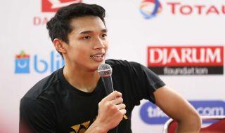 Indonesia Masters 2019, Jonatan Christie, bulu tangkis, Indonesia