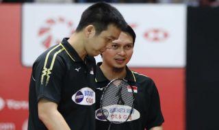Indonesia Masters 2019, Hendra Setiawan/Mohammad Ahsan, bulu tangkis, Indonesia