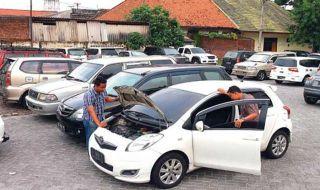 Layanan Inspeksi Mobil Diminati Pengguna OLX