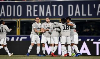 Liga champions, Juventus