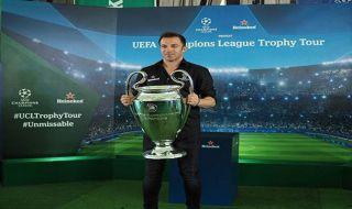 Legenda Juventus Ungkap Harapan untuk Sepak Bola Indonesia