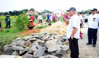 Lewat Program Padat Karya Tunai, PUPR Jangkau 160 Desa di Lampung