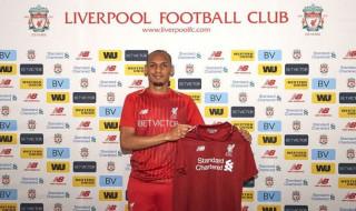Fabinho, Liverpool, AS Monaco, Berita Transfer Liverpool,