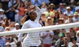 Wimbledon 2018, Serena Williams