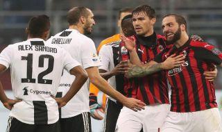 Serie A 2018-2019, Liga Italia, AC Milan, Juventus, AC Milan vs Juventus