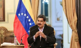 krisis venezuela, krisis, nicolas maduro, trump, as, perang,